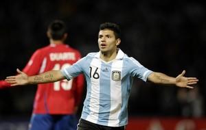 """Агуэро: """"Хочу играть в Испании или Англии"""""""