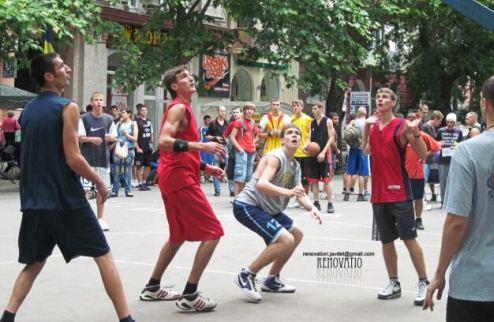 ���-2011. Nikolaev Streetball Cup