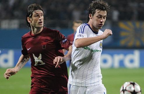 Динамо сыграет с Рубином!