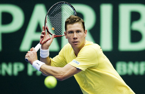 Ридерстедт сыграет с Альмагро в четвертьфинале в Баштаде