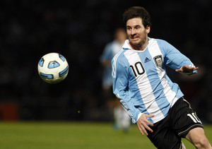 """Месси: """"Не сравнивайте Аргентину с Барселоной"""""""
