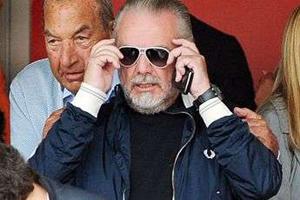 """Де Лаурентис: """"Мы заставим Милан и Интер нас бояться"""""""