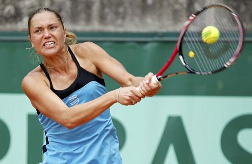Е.Бондаренко остановилась в шаге от финала в Бад Гаштайне
