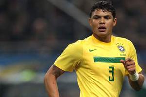 Тиаго Силва может сыграть с Парагваем