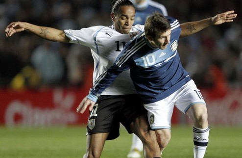 Уругвай выбивает Аргентину + ВИДЕО