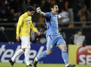 Голкипер-герой сборной Парагвая нашел себе новый клуб