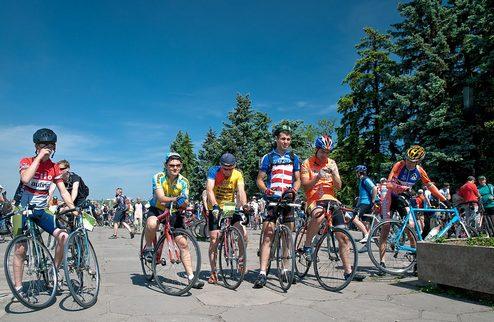 Палки в колеса украинских велолюбителей