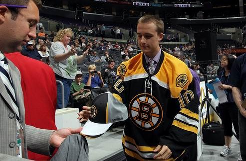 НХЛ. Бостон подписал перспективных форвардов