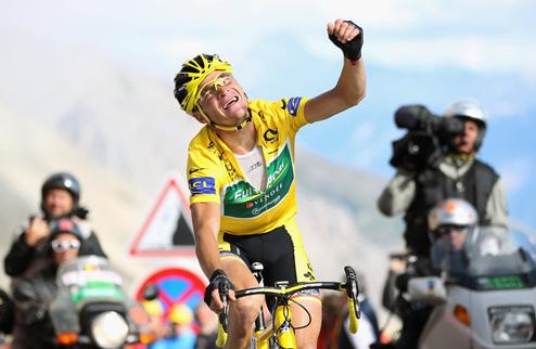 Тур де Франс 2011. День истины