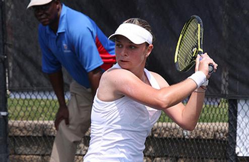 Лужанская поборется за выход в полуфинал в США