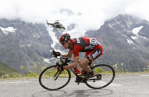 Тур де Франс 2011. Портрет дня. Кэдел Эванс