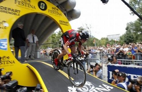 Кэдел Эванс — победитель Тур де Франс 2011 года!