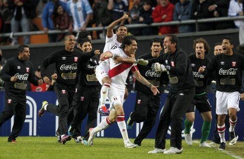 Перу — третья команда Америки! +ВИДЕО