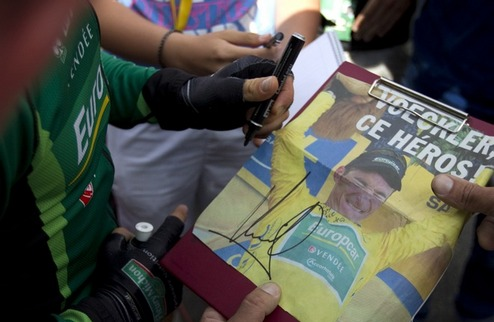 Герой Тур де Франс 2011. Томас Феклер