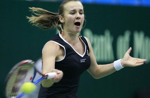 Корытцева завоевывает титул в Баку