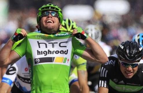 Кэвендиш венчает Тур де Франс победой