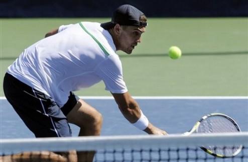 Лос-Анджелес (ATP). Свитинг выходит во второй круг