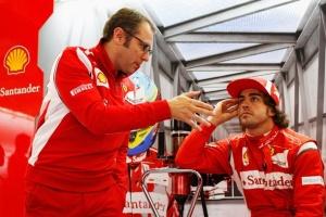 Алонсо и Феррари хотят бороться за чемпионство