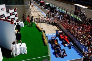 Правительство Валенсии не комментирует планы Формулы-1