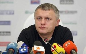 """Игорь Суркис: """"Тренера менять мы не будем"""""""