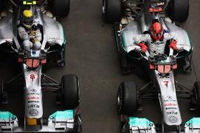 Этап в Венгрии — 100-й Гран-при для Нико Росберга