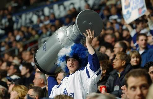 НХЛ. Торонто готовится к большому празднику