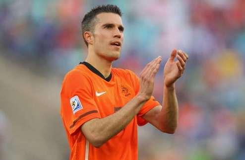 Ван Марвейк назвал состав сборной Голландии