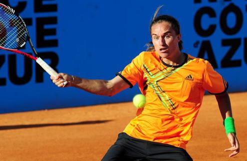 Долгополов уверенно выходит в четвертьфинал в Умаге