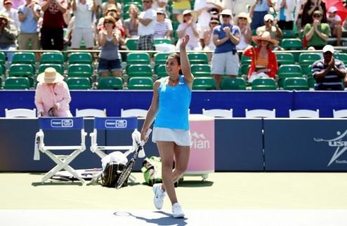 �������� (WTA). ������� � ��������� ���� ������