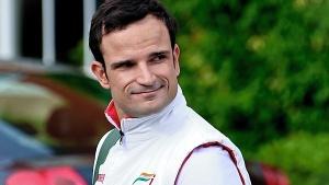Лиуцци выступит в гонке V8 Supercars