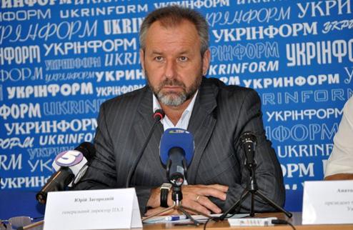 """Загородний: """"Расширение географии украинского хоккея — наш приоритет"""""""