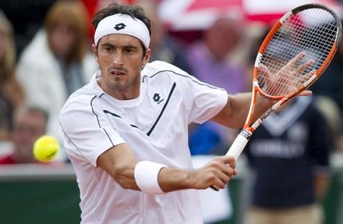 Умаг (ATP). Стараче вымучивает победу, Сеппи —  в четвертьфинале