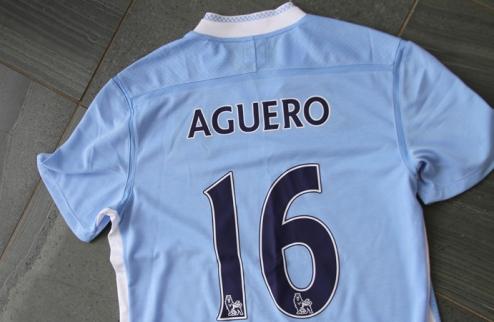 Официально: Агуэро — игрок Манчестер Сити