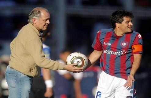 Сабелья — новый тренер сборной Аргентины