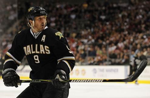 НХЛ. Модано готов завершить карьеру