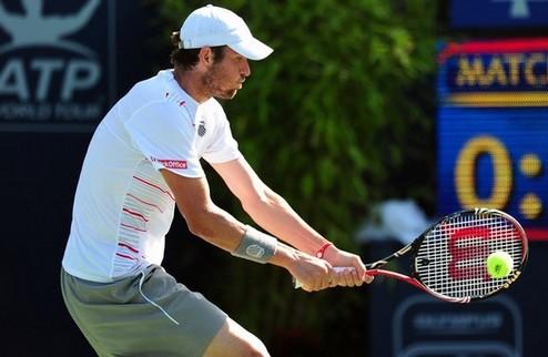 Лос-Анджелес (ATP). Фиш выходит в полуфинал