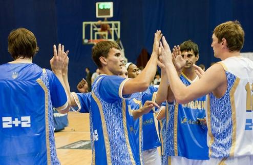 Aerosvit Cup. Украина проиграла Беларуси