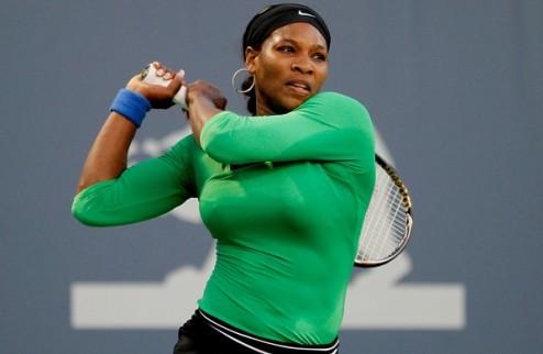 Стенфорд (WTA). Уильямс легко шагает в финал, Бартоли побеждает без борьбы