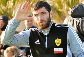 Бакаев отправился в Аланию