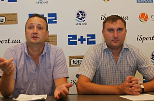 МБК Николаев: четверых сохранили, двух подписали