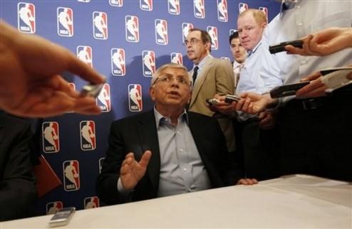 НБА подает в суд на профсоюз игроков