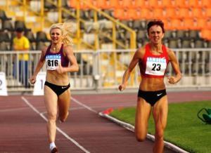 Легкая атлетика. Стартовал чемпионат Украины