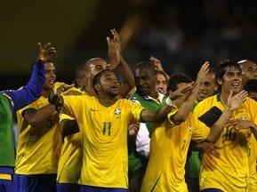 Сентябрь: Бразилия против Аргентины