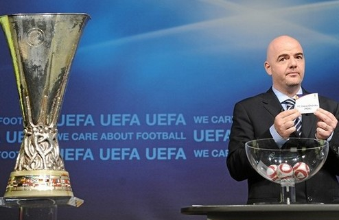 Лига Европы: соперники украинских клубов известны