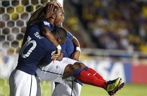 ЧМ (U-20). Победы Колумбии и Франции