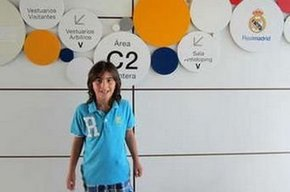 Реал подписал семилетнего таланта из Аргентины
