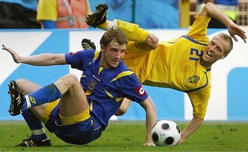 Украина – Швеция. Превью