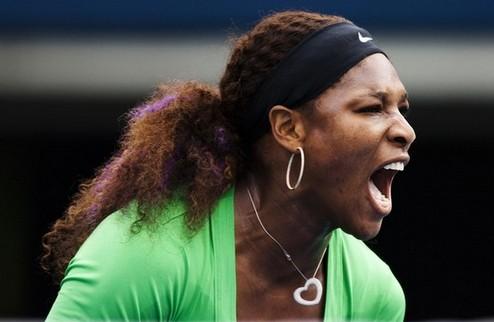 Торонто (WTA). Уильямс и Шарапова побеждают