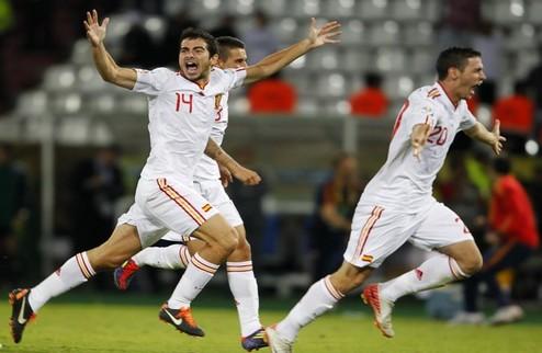 ЧМ (U-20). Победа Бразилии, поражение Англии + ВИДЕО