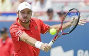 """Вавринка: """"Доволен уровнем тенниса, который показал сегодня"""""""